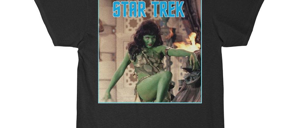 STAR TREK TOS Veena Orian Slave Girl  Men's Short Sleeve Tee