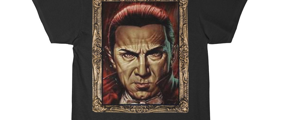 DRACULA Portrait of Evil Men's Short Sleeve Tee
