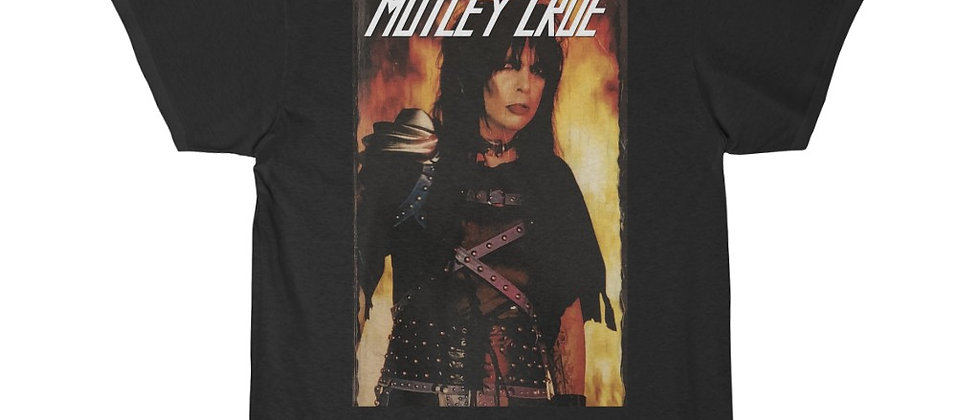 Motley Crue Mick Mars Shout At The Devil Short Sleeve Tee