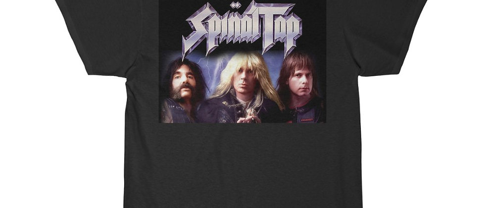 "Spinal Tap, ""This is Spinal Tap"" Men's Short Sleeve Tee"