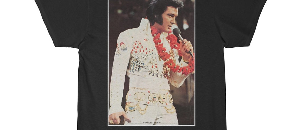 ELVIS in Hawaii  Men's Short Sleeve Tee