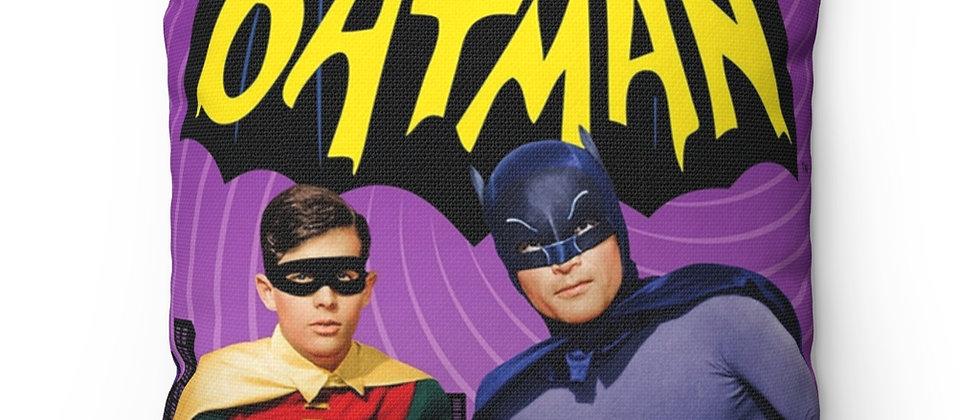 BATMAN 66 Pillow Spun Polyester Square Pillow gift