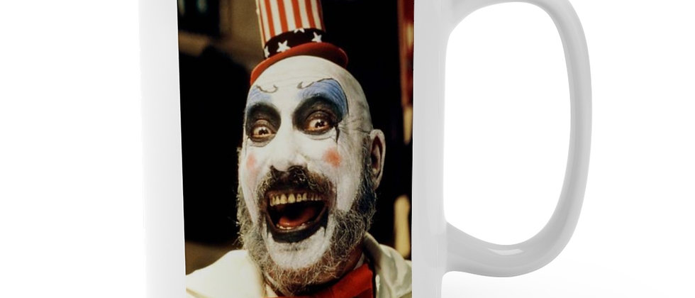 Captain Spaulding of House of a 1000 Corpses  Mug 15oz