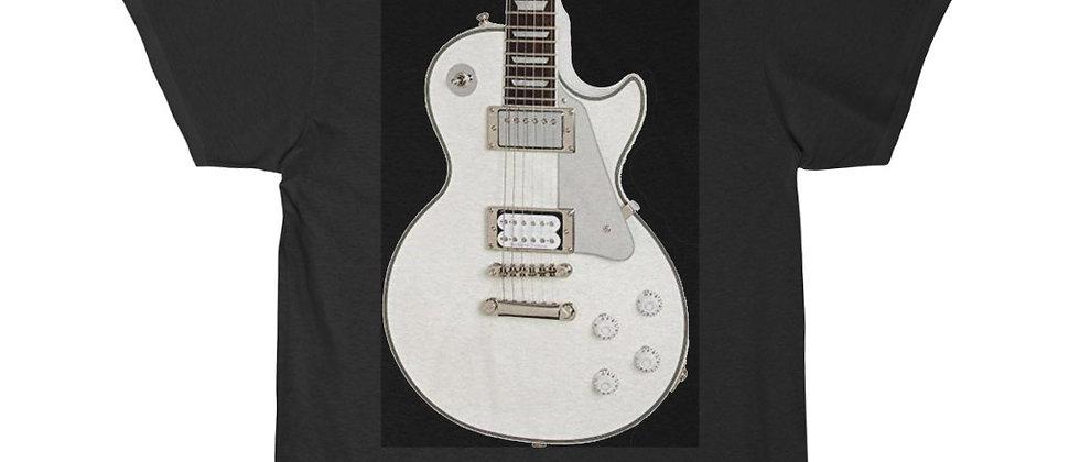 KISS Tommy  Thayer's Gibson Les Paul Guitar Short Sleeve Tee T Shirt