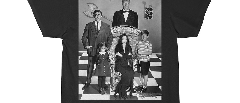 The Addams Family Originals Short Sleeve Tee
