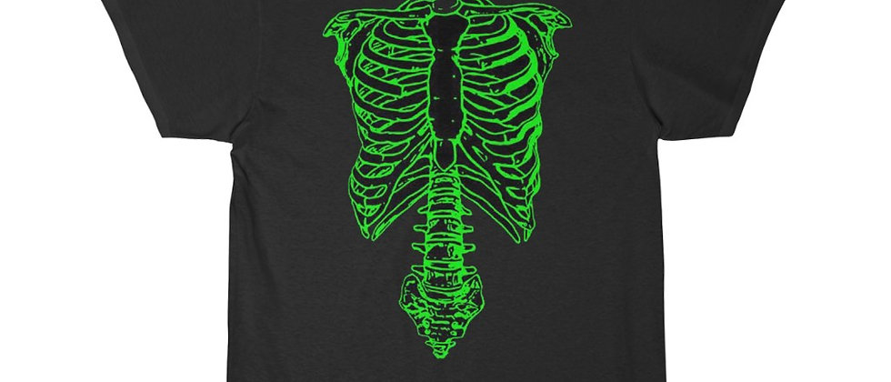 """Spinal Tap Nigel""""s Skeleton  Short Sleeve Tee"""