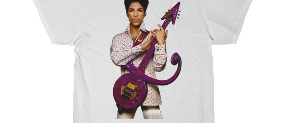 PRINCE, LOVE SIGN GUITAR, SYMBOL, THE ARTIST FORMERLY KNOWN AS