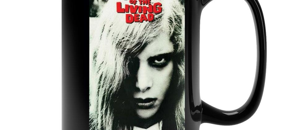 Night Of The Dead Poster  Black Mug 15oz