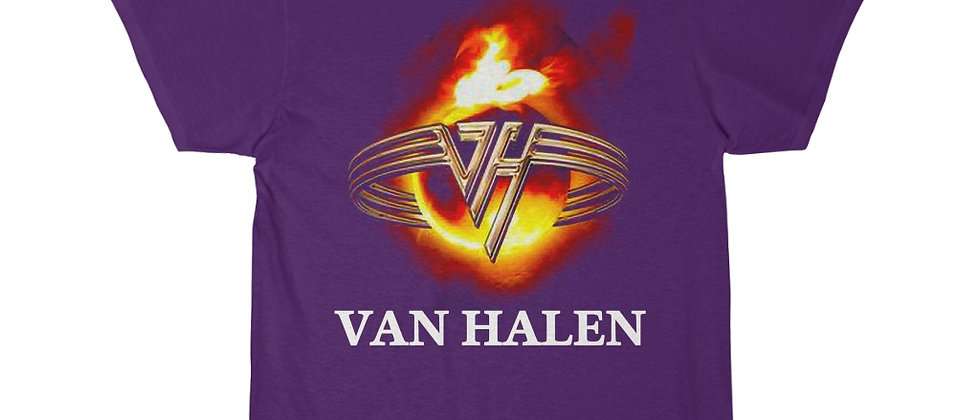 VAN HALEN Kicks Ass 2 sided Men's Short Sleeve Tee