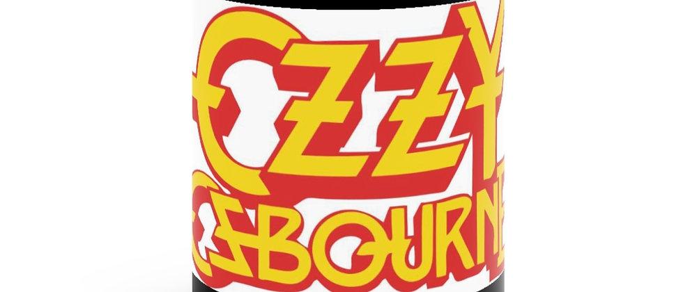 OZZY Logo Black mug 11oz