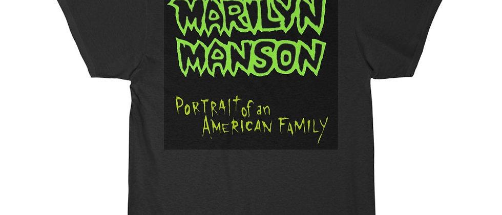 MARILYN MANSON, T SHIRT, HEAVY METAL, ANTICHRIST SUPERSTAR, BEAUTIFUL PEOPLE