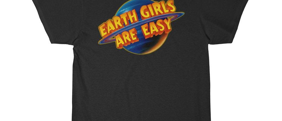 Earth Girls Are Easy movie logo Men's Short Sleeve Tee