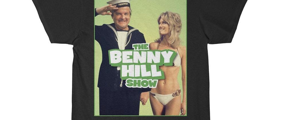 The Benny Hill Show Men's Short Sleeve Tee