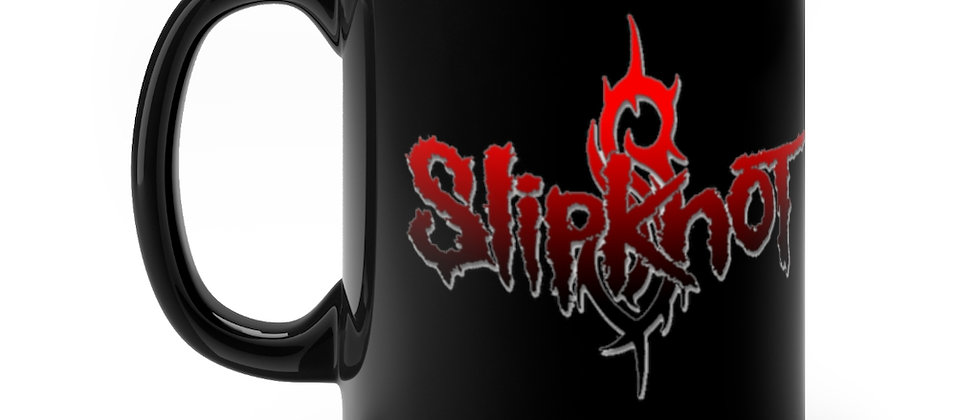 SLIPKNOT  Black mug 11oz