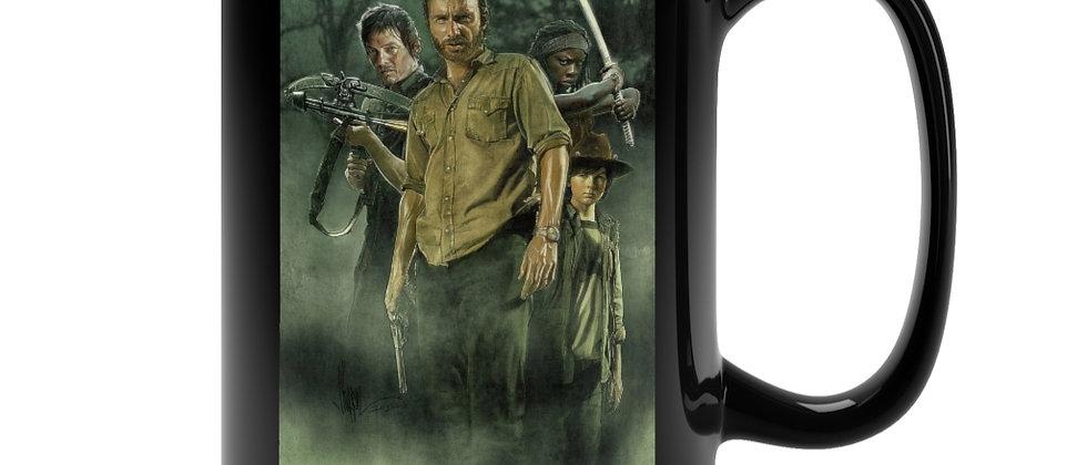 The Walking Dead  Mug 15oz