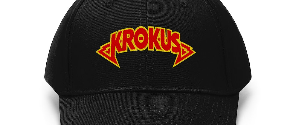 Krokus   Unisex Twill Hat