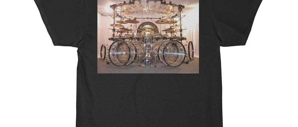 Incredible Ultimate ACRYLIC Drum Set Men's Short Sleeve Tee