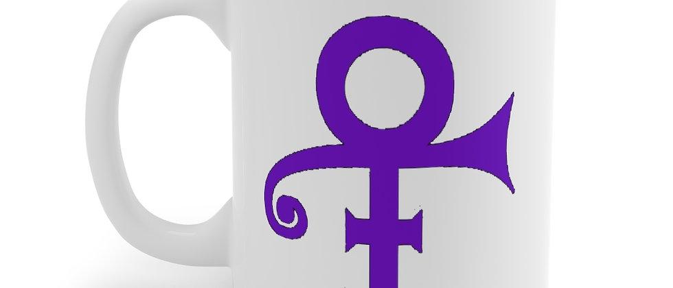 Prince Love Sign Symbol Mug 11oz