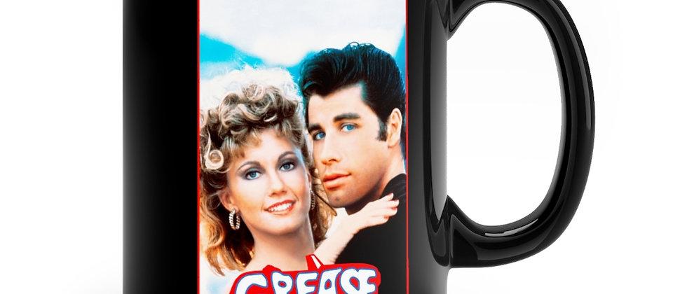 Grease Black mug 11oz