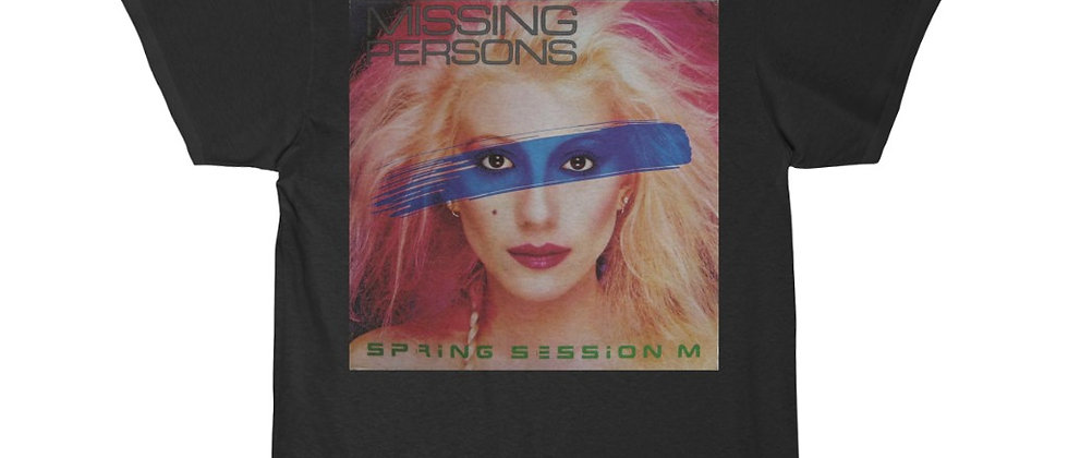 MISSING PERSONS Spring Session M Men's Short Sleeve Tee
