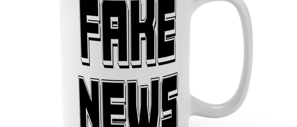 Details about  /TSSW 15 oz Mug If You Don/'t Support Trump You/'re A Piece of Covfefe Black Mug