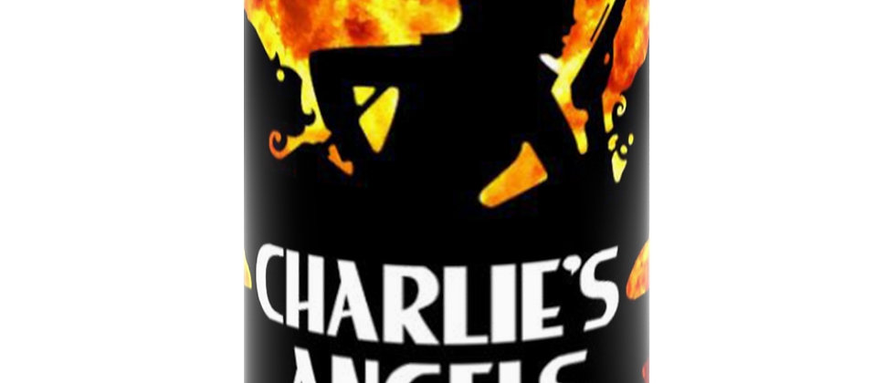 Charlie's Angels  Black Mug 15oz