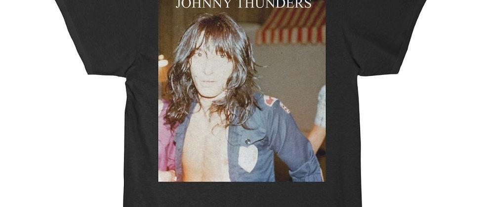 The New York Dolls Johnny Thunders Men's Short Sleeve T Shirt