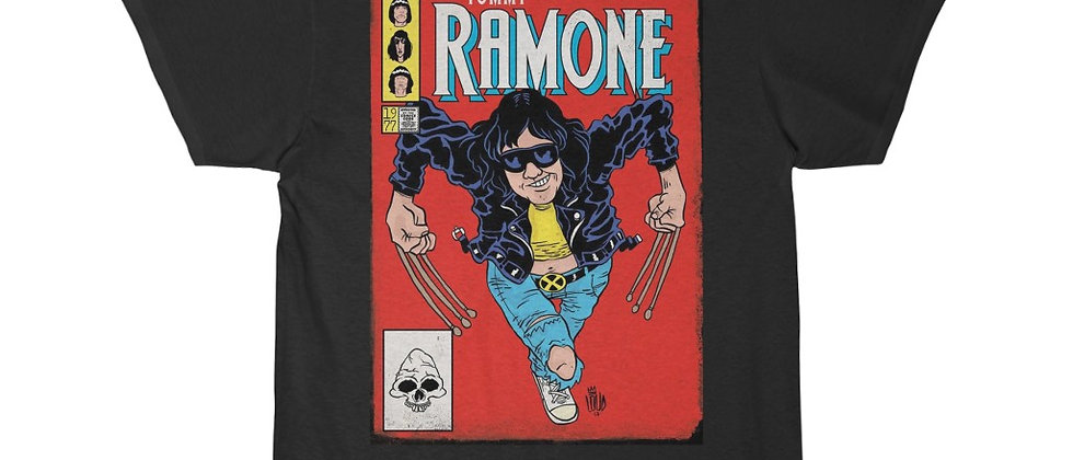 The Amazing TOMMY Ramone of The Ramones Men's Short Sleeve T Shirt