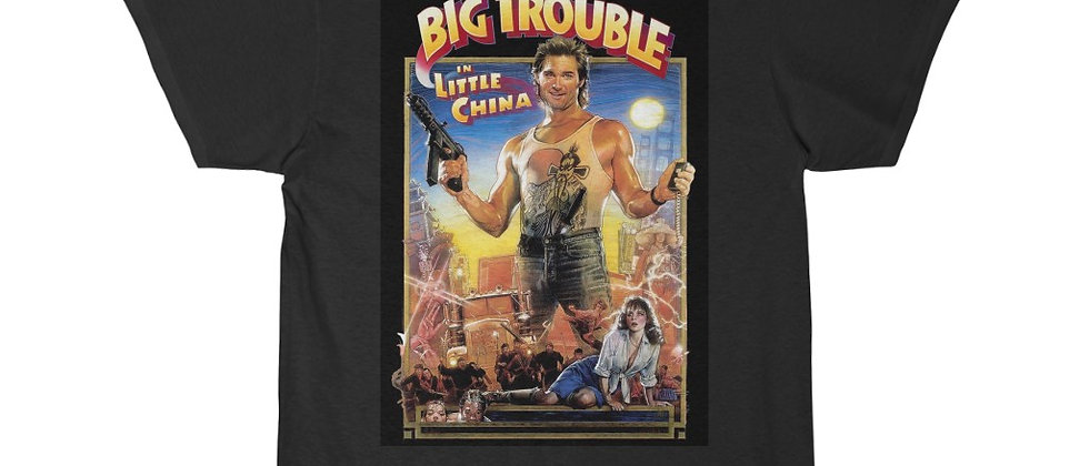 Big Trouble in Little China Men's Short Sleeve T Shirt