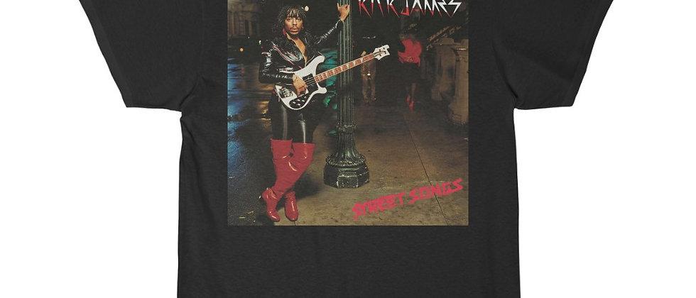 RICK JAMES Street Songs Men's Short Sleeve T Shirt