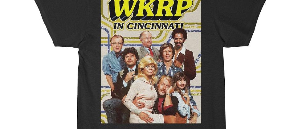 WKRP In Cincinnati Men's Short Sleeve T Shirt
