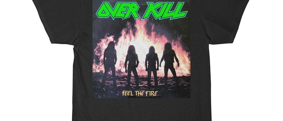 OVERKILL Feel The Fire Short Sleeve Tee