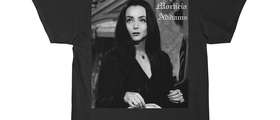 Morticia Addams The Addams Family Short Sleeve Tee