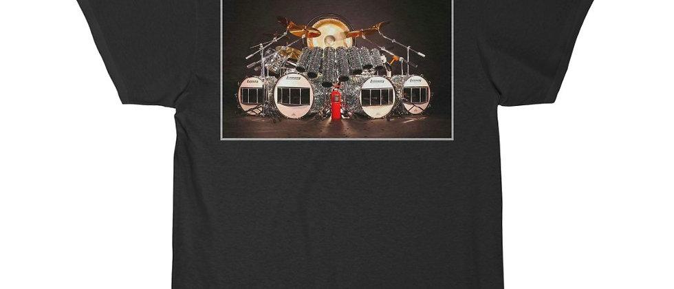 Alex Van Halen's 1984 drum set Short Sleeve Tee