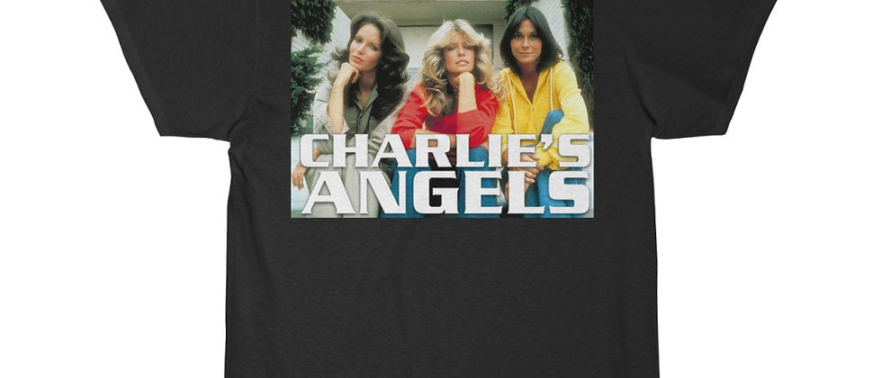 Charlie's Angels Jill, Sabrina, Kelly Short Sleeve Tee