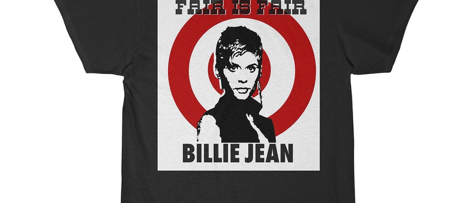 Legend Of Billie Jean Target Poster  Men's Short Sleeve Tee
