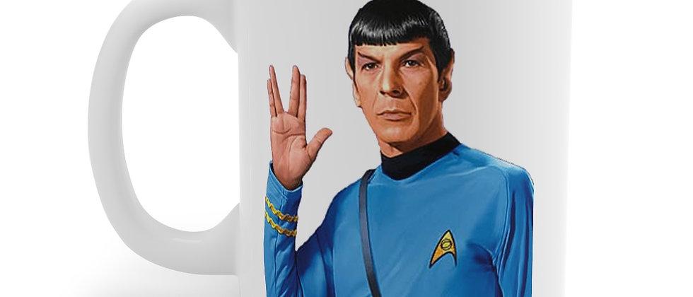Star Trek Spock Mug 11oz