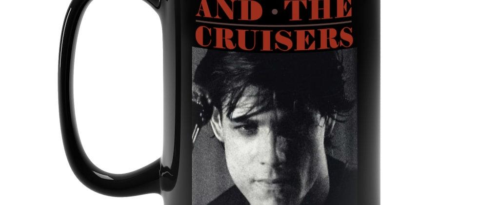 Eddie and the Cruisers  Black Mug 15oz