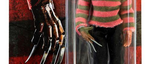 """MEGO Nightmare On Elm St. Freddy Kruger 8"""" Action Figure"""