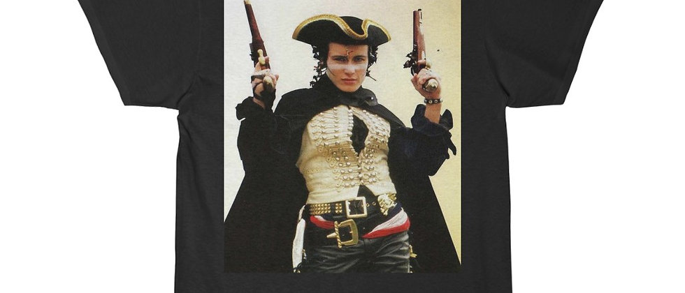 ADAM ANT Short Sleeve Tee