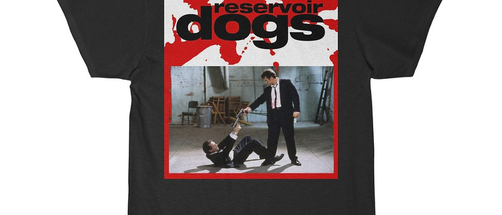 Reservoir Dogs Movie Standoff  Short Sleeve Tee