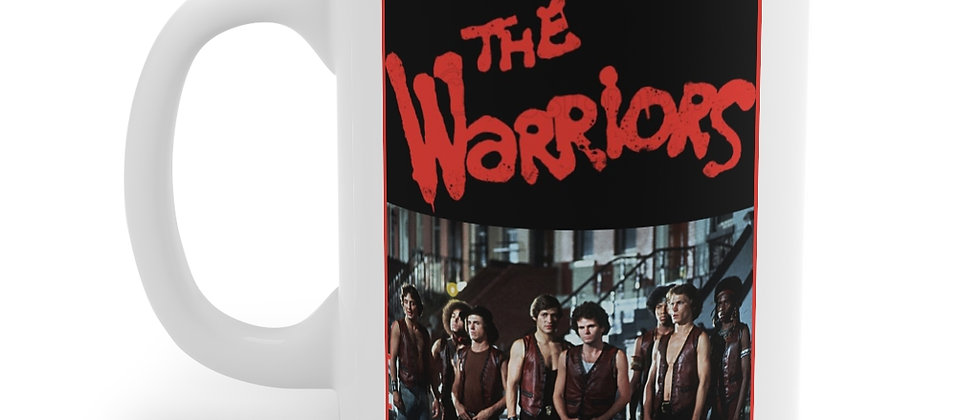 The Warriors movie Mug 11oz