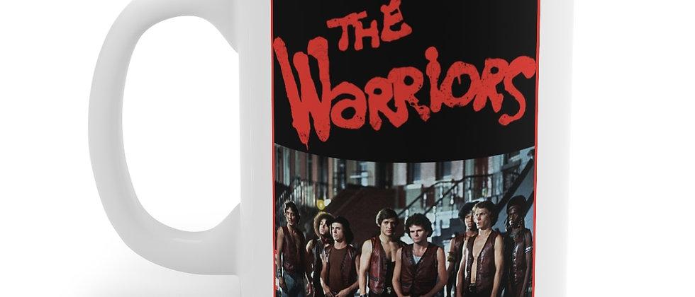 The Warriors movie Mug 11oz