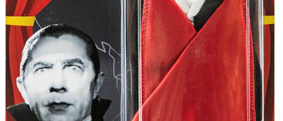 MEGO Bela Legosi Dracula Red Action Figure