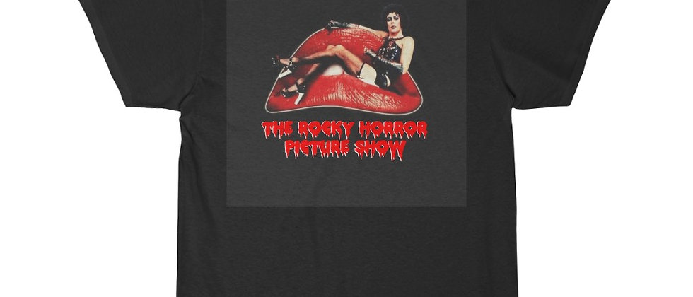 Rocky Horror Frank 2SIDED RHC at the Grove Men's Short Sleeve T Shirt