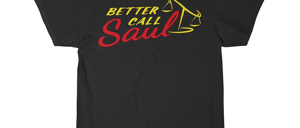 Better Call Saul Short Sleeve Tee