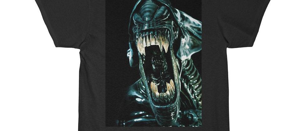 Alien Creature Attack Short Sleeve Tee