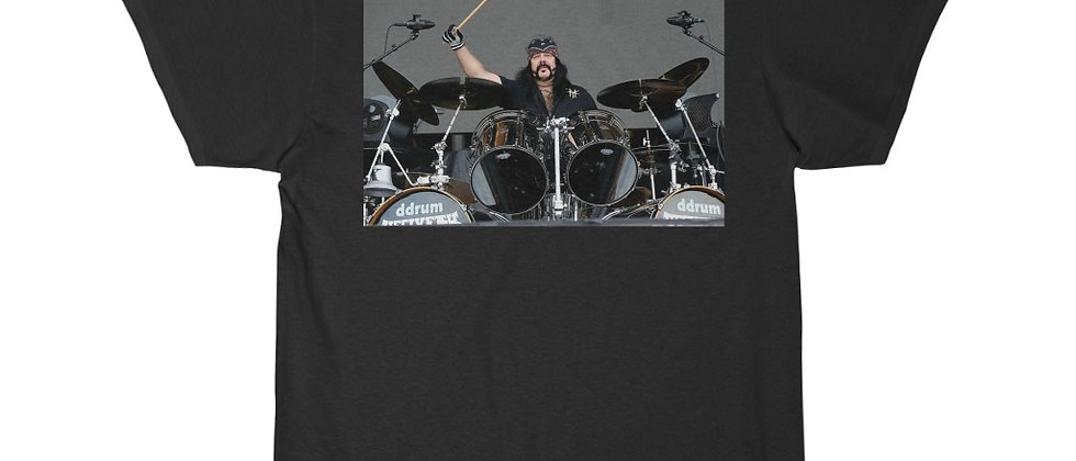 Hellyeah Pantera Vinny Paul's DRUMS Men's Short Sleeve T Shirt