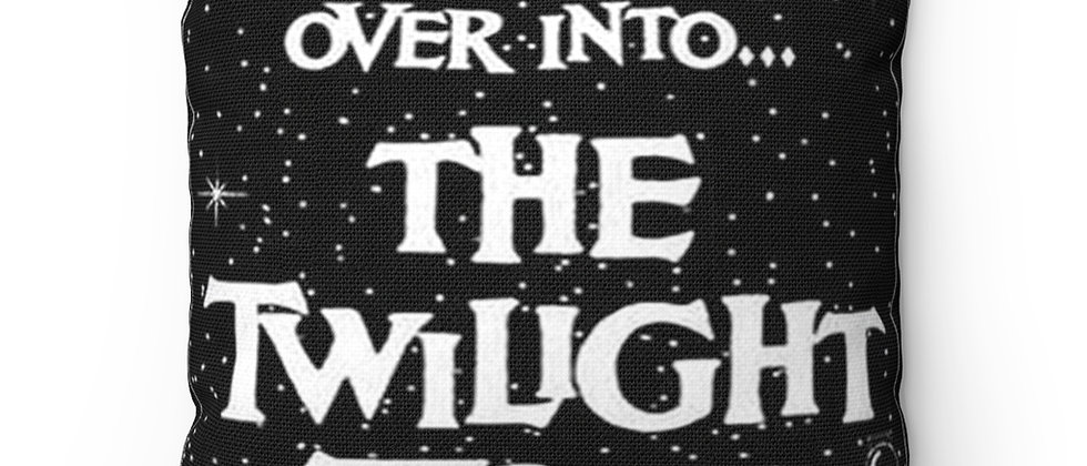The Twilught Zone Pillow Spun Polyester Square Pillow gift