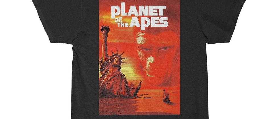 Planet Of The Apes  Men's Short Sleeve T Shirt